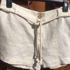 Shorts Linen